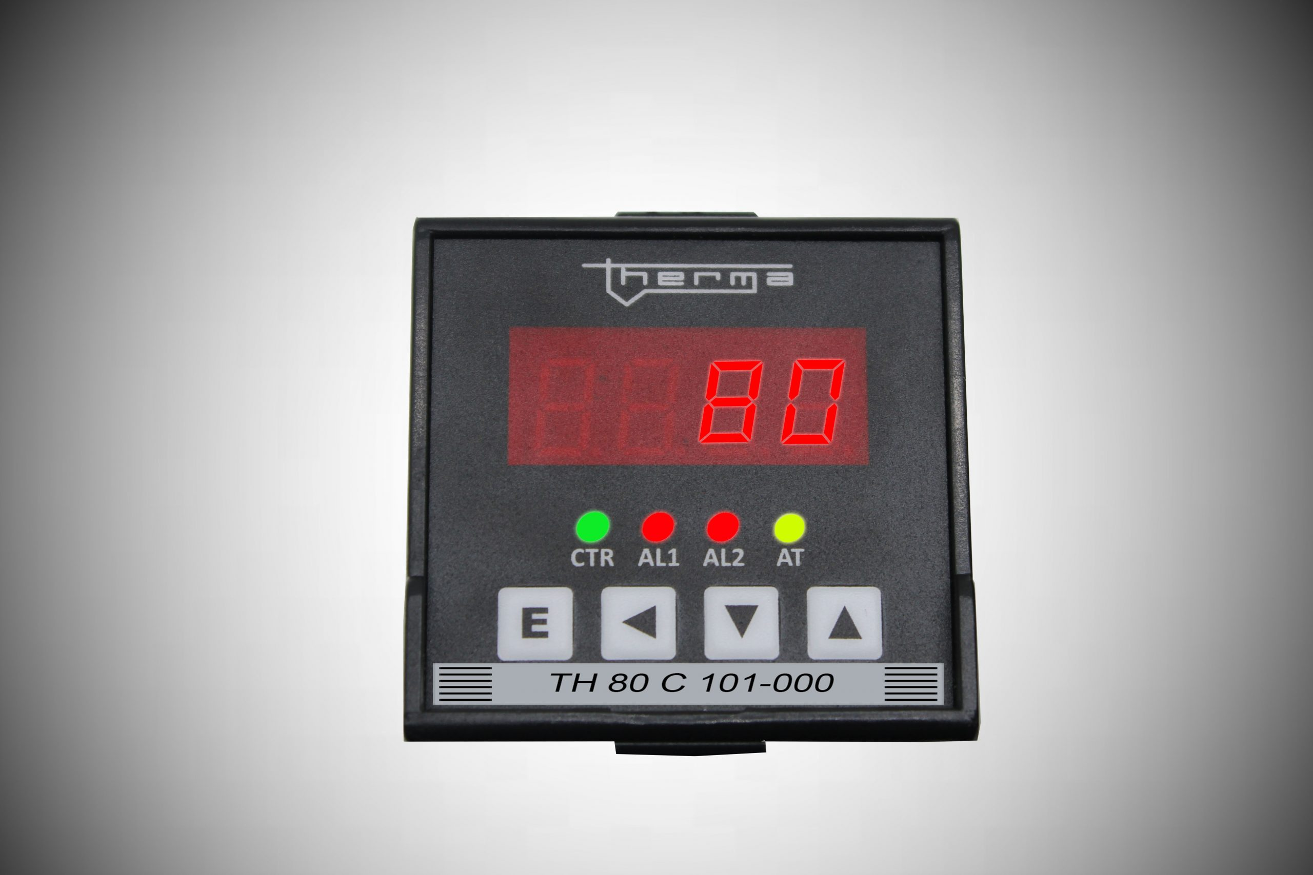 Controlador Microprocessado de Temperatura e Processos Série C