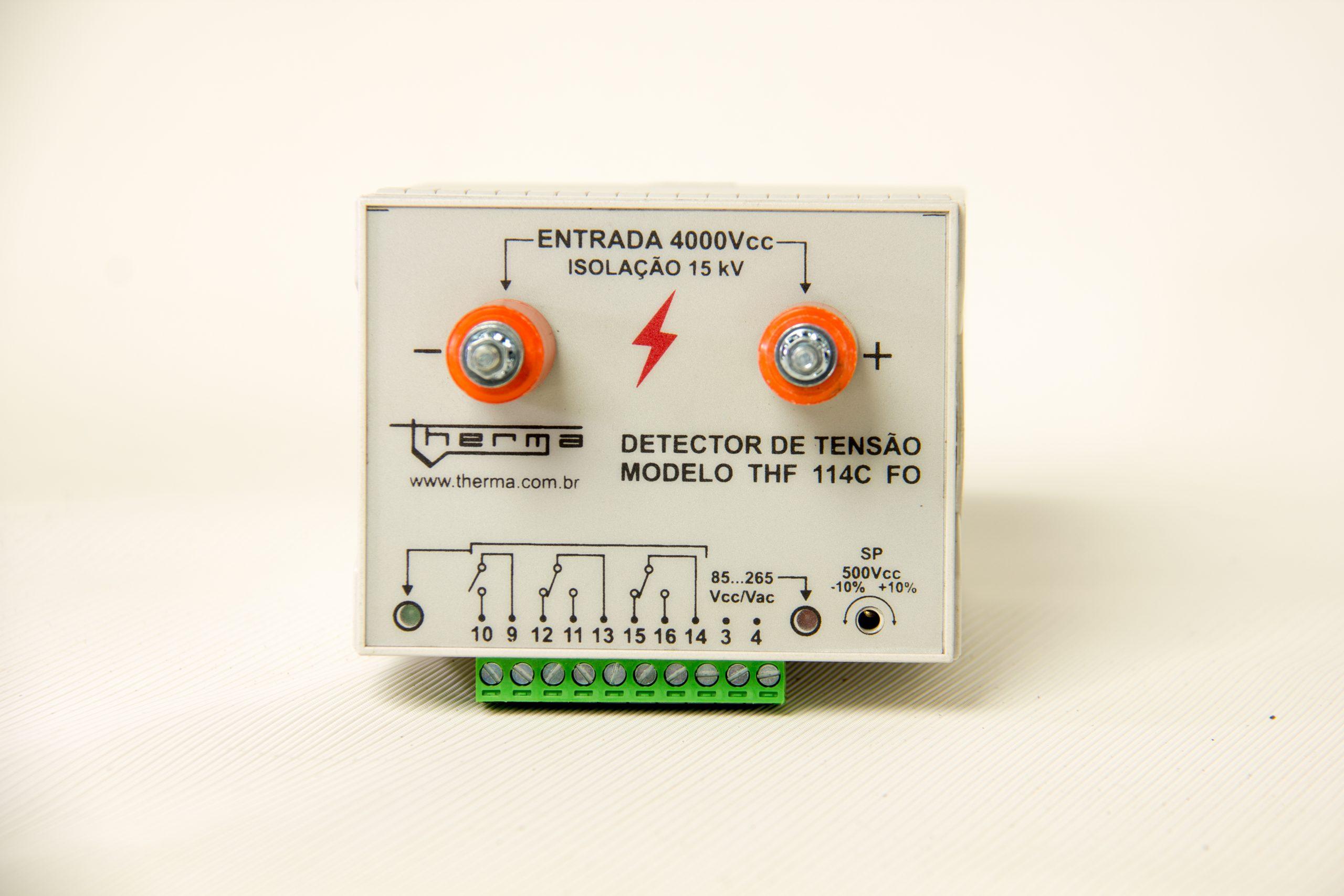 Detector de Tensão 114 C FO