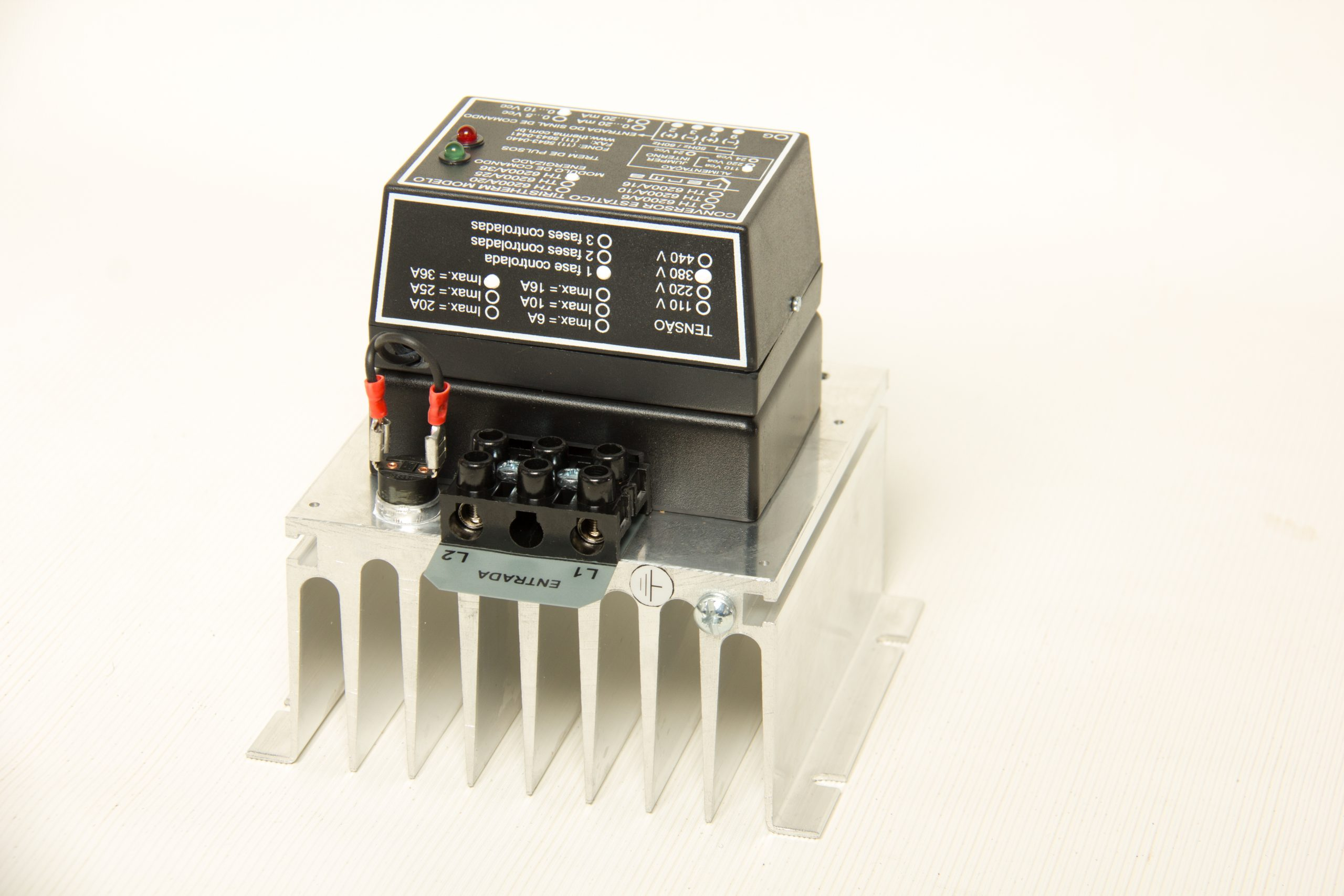 Controlador de Potência Analógico TH 6200