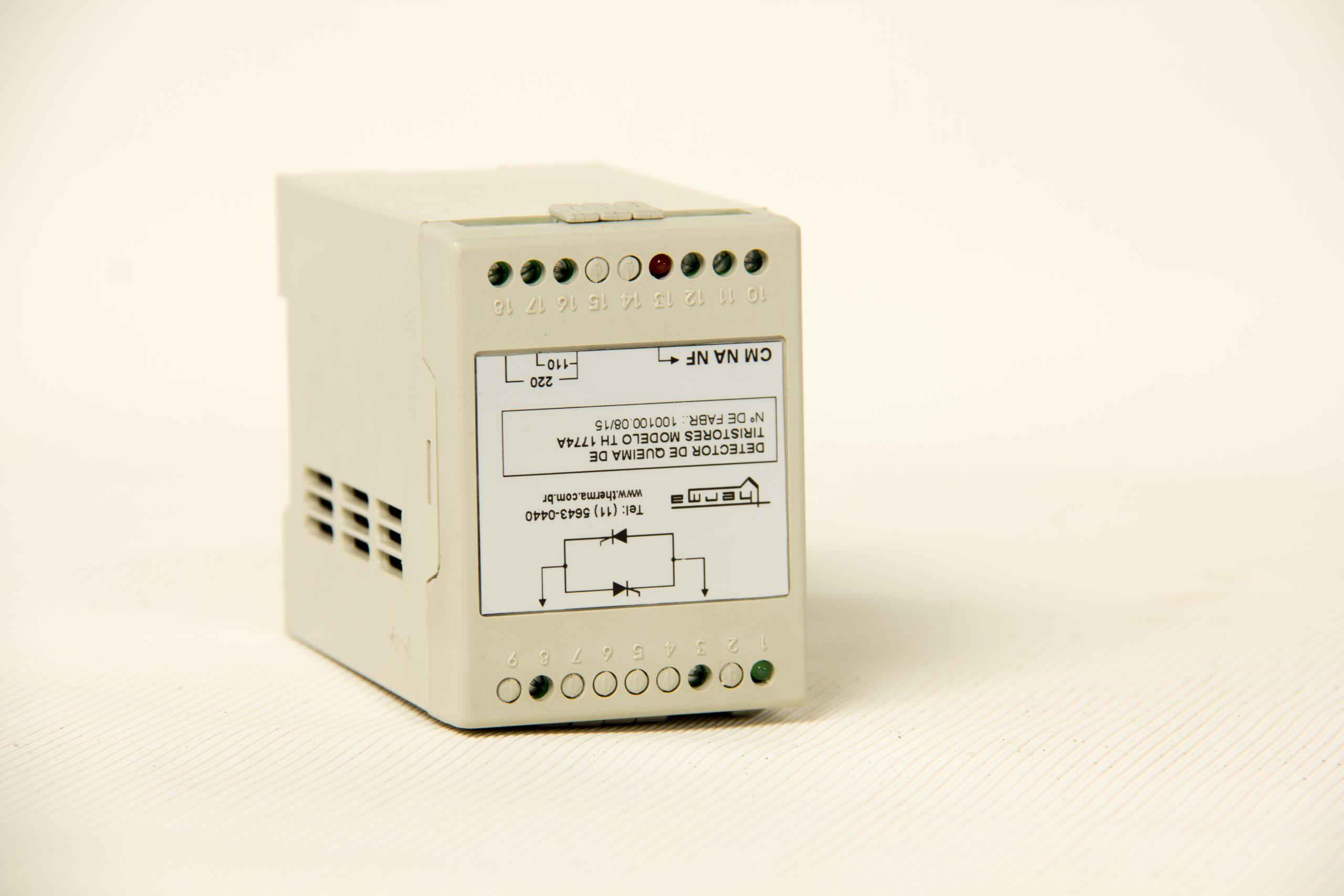 Detector de Falha de Tiristores