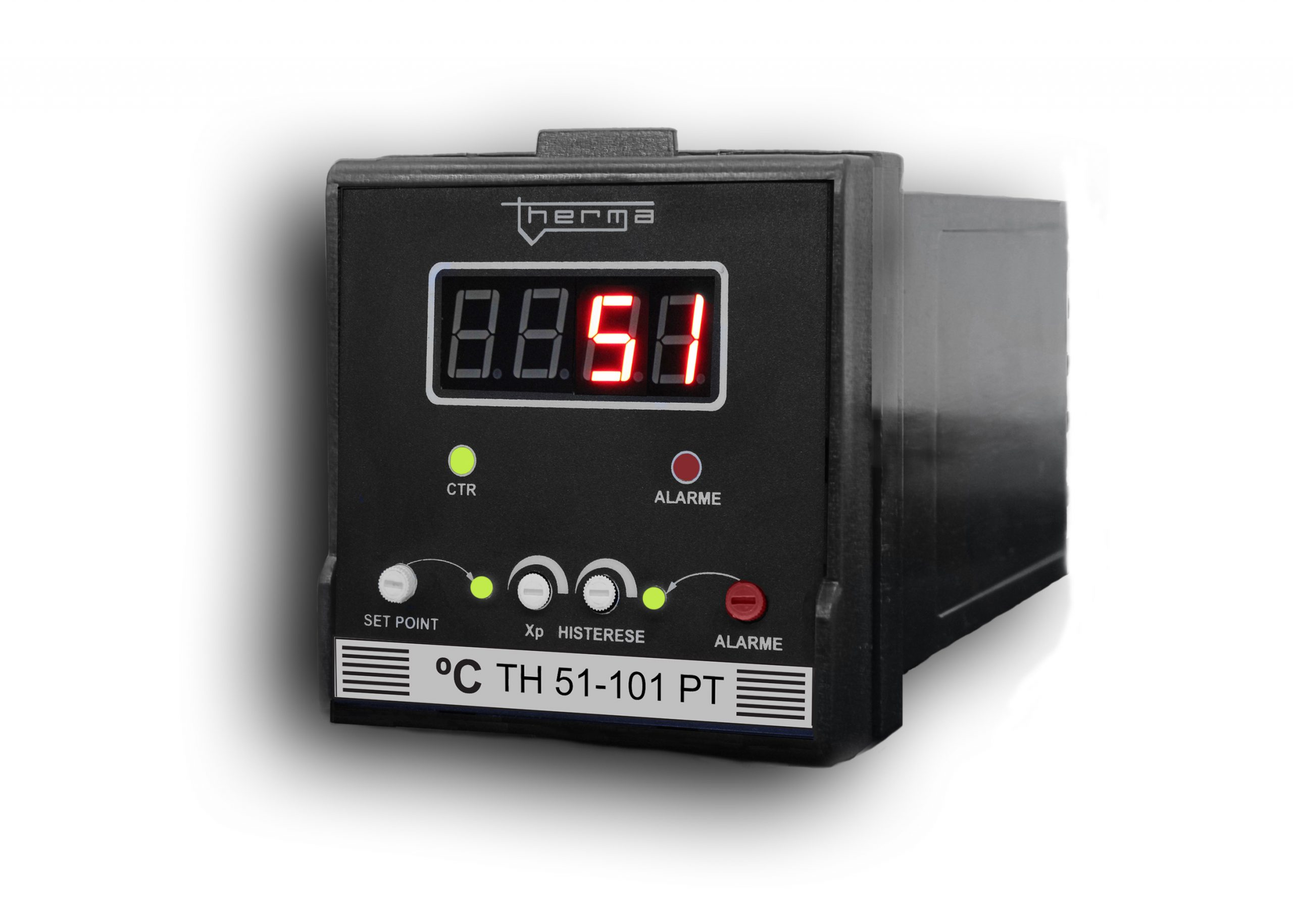 Controlador de Temperatura Digital Série 50