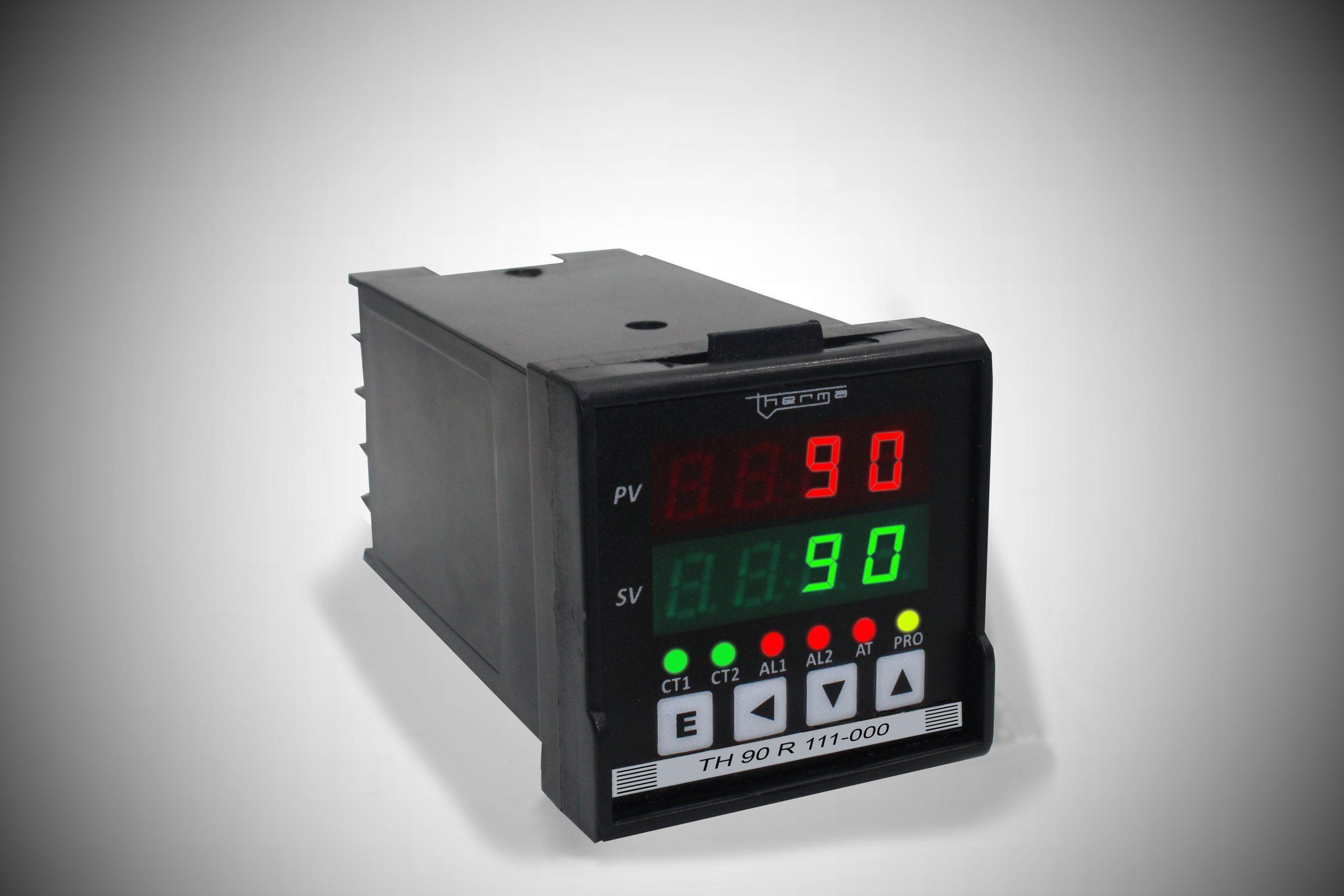 Controlador de indicador de temperatura