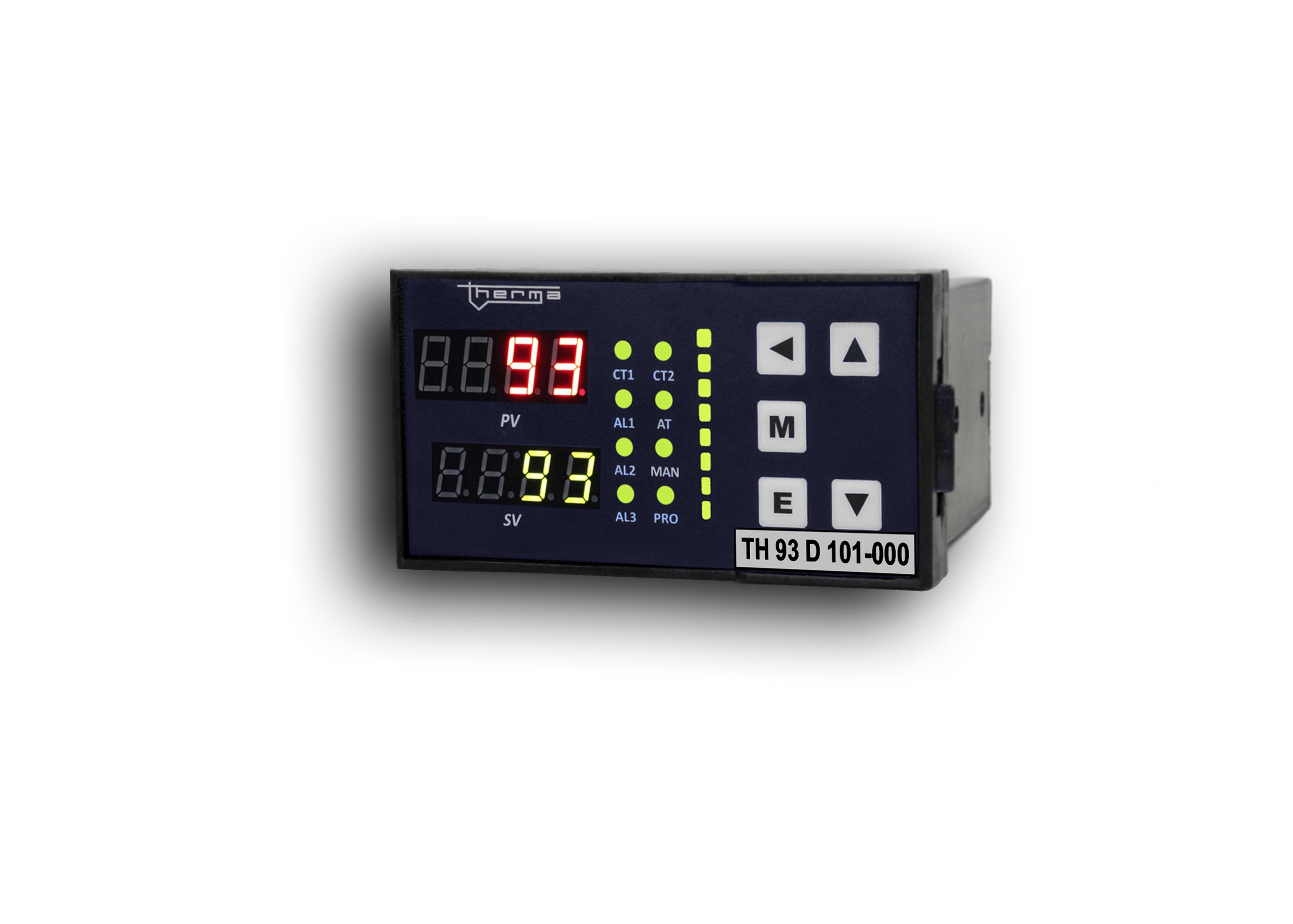 Controlador universal de processos