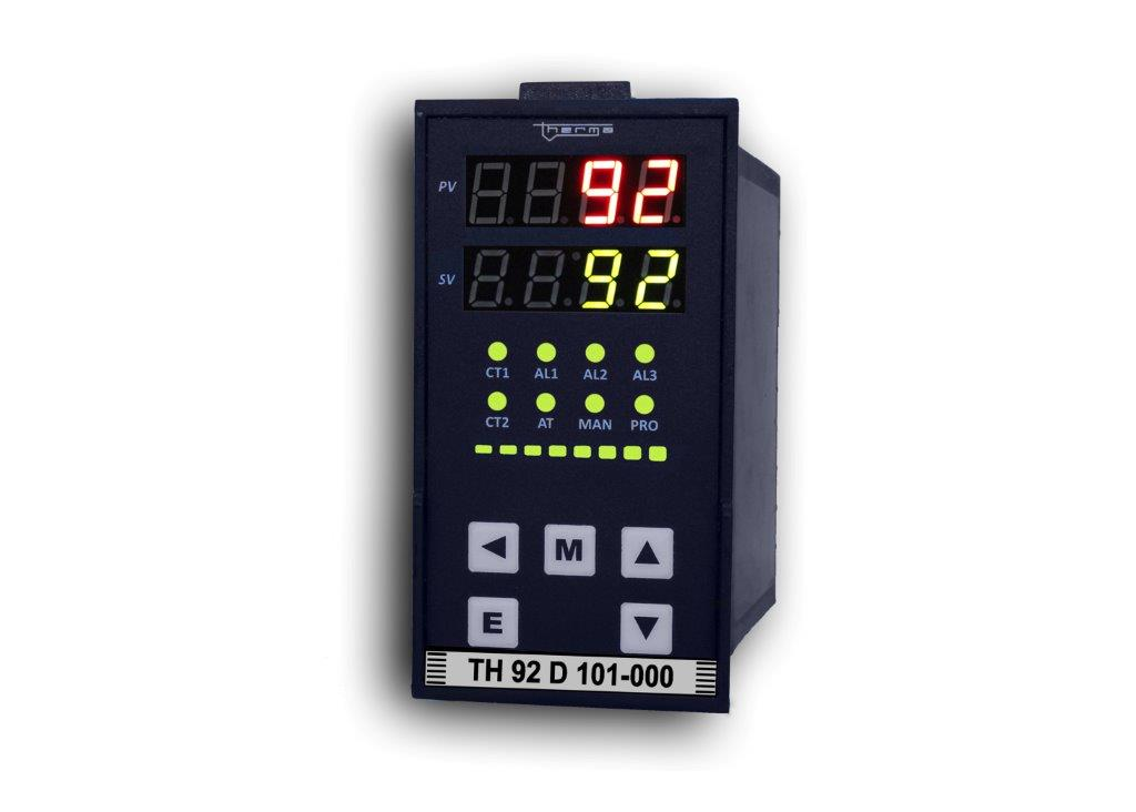 Controlador e registrador de temperatura