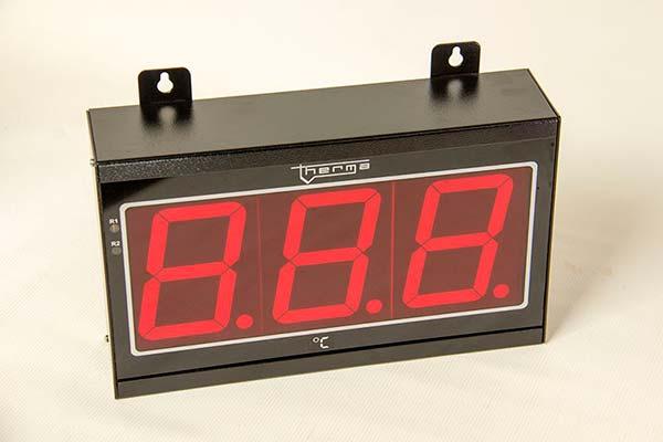 Sensores e indicadores de temperatura