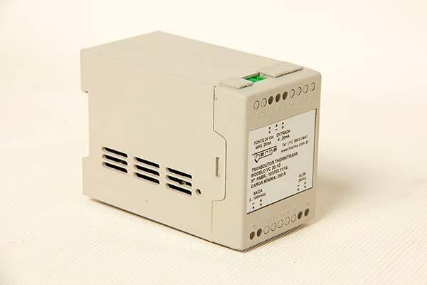 Transmissor de temperatura analógico