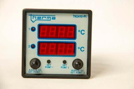 Transmissor de temperatura instrumentação
