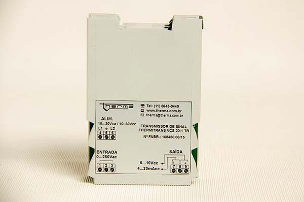Transmissor de temperatura inteligente
