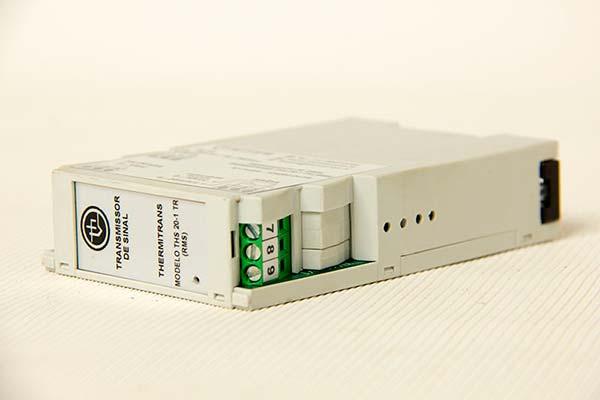 Transmissor de temperatura pt100
