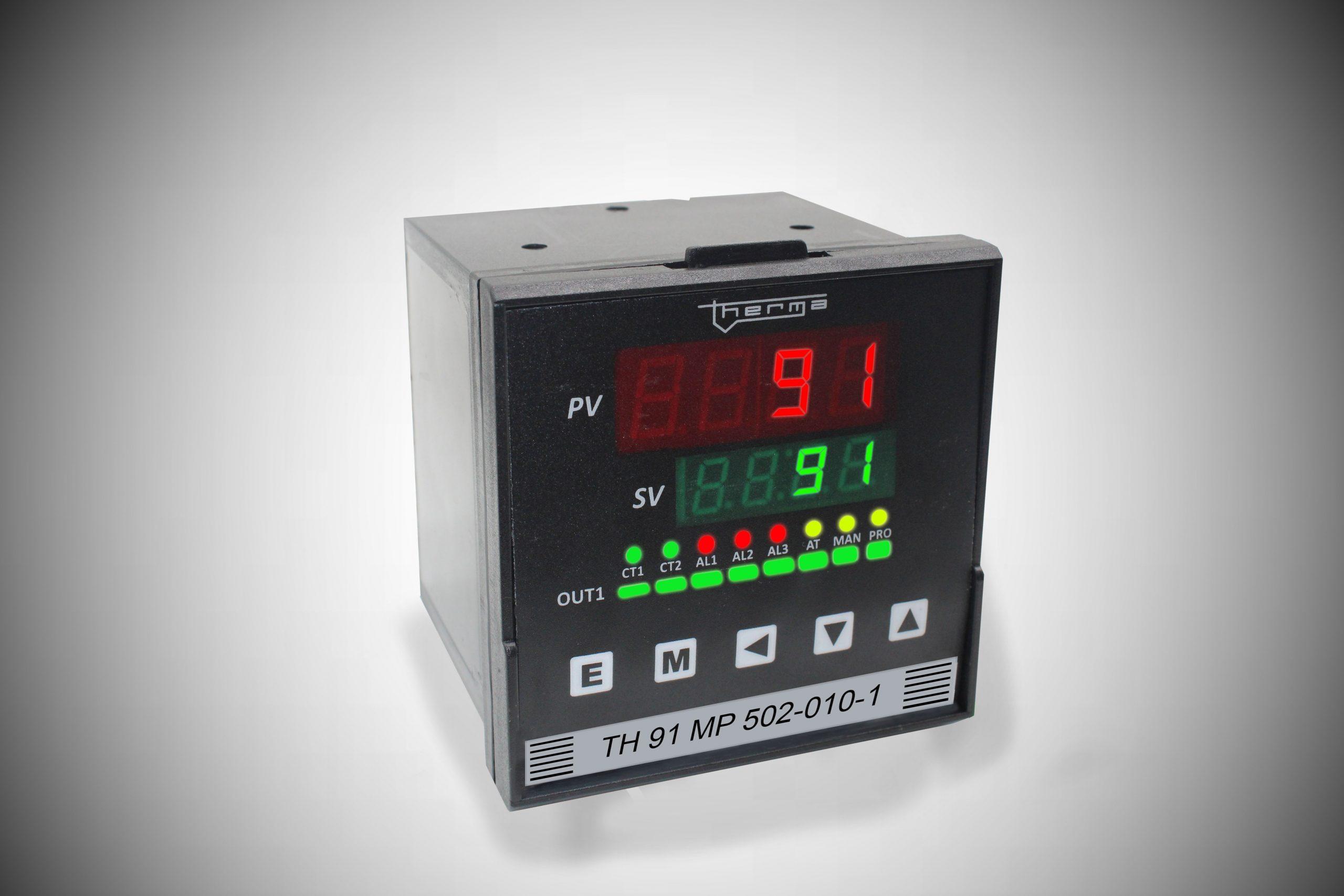 Controladores Microprocessado de Temperatura e Processos Série MP
